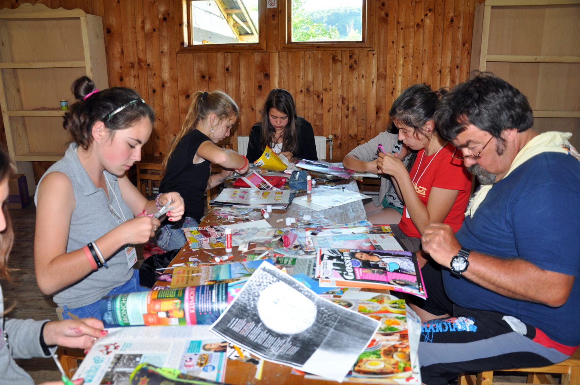 Vabi Cimbi workshop