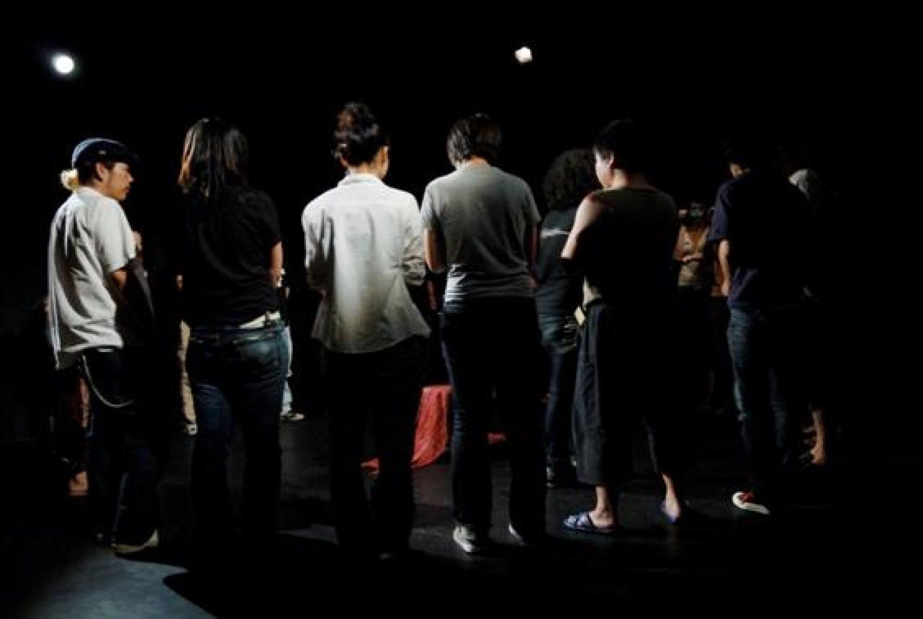2007 .kör. performansz – Nagoya, Oosu, Nanatsudera Kyodo Studio – The 12th NIPAF Asia Performance Art Series 07 – JP