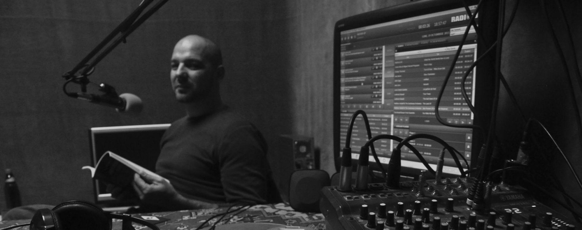 ● Beszélő szemek_11 – a Lármafa Rádió stúdiójából Berszán Zsolt meghívottal