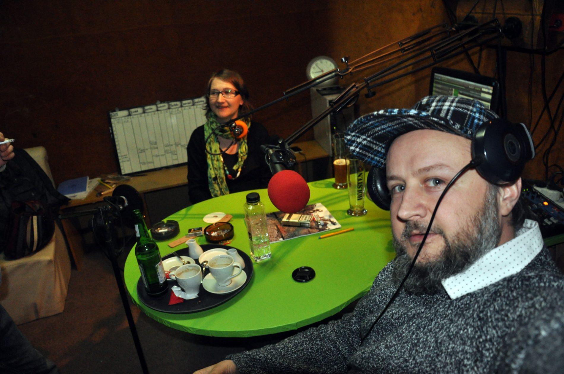 Veres Nagy Tímea kultmenedzserrel indítjuk a Beszélő Szemek II. évadját Sepsiszentgyörgy Európa Kulturális Fővárosáról, családjáról