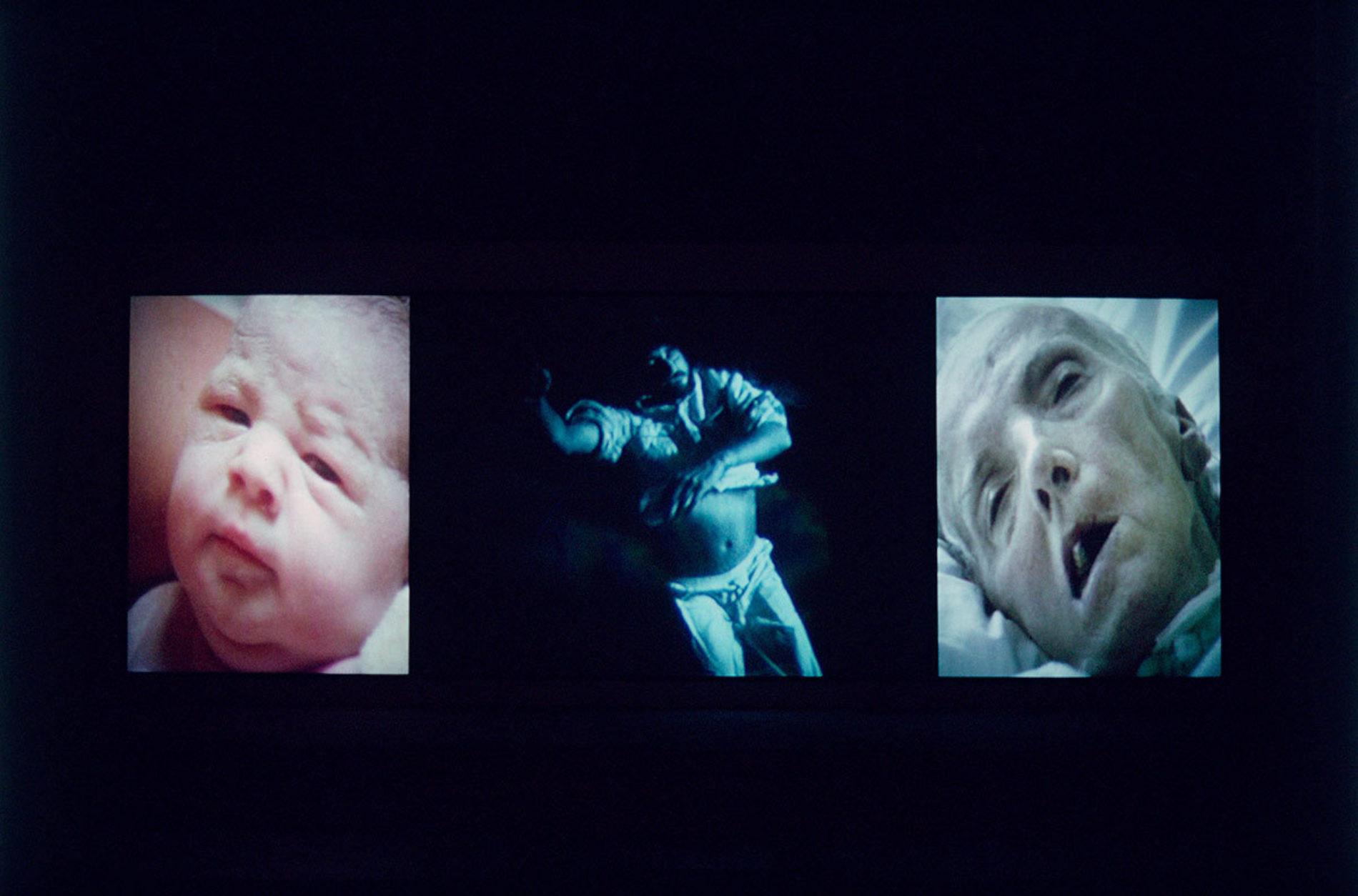 Bill Viola / Michelangelo. Life Death Rebirth. 26 January — 31 March 2019