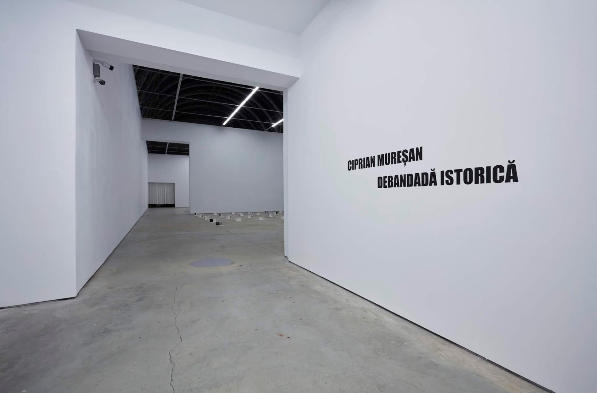Ciprian Mureșan at Galeria Nicodim / Bucharest