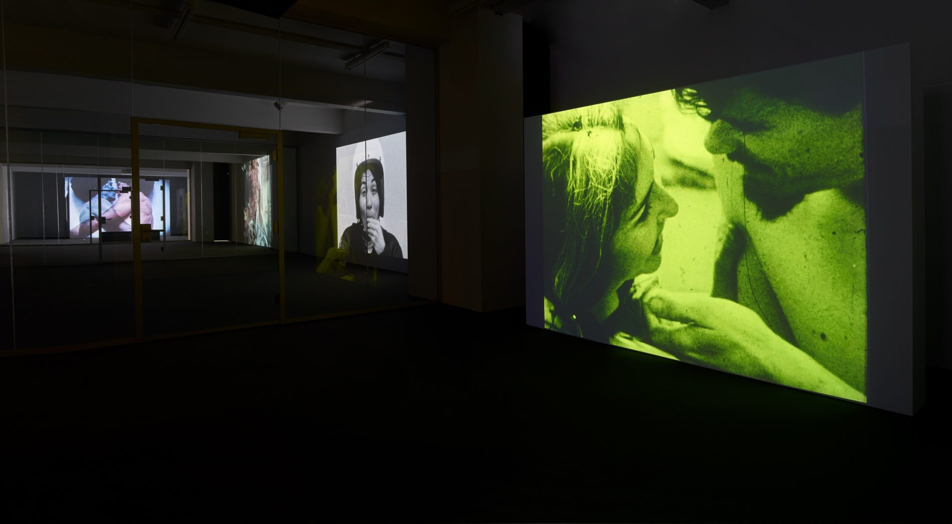 JSC ON VIEW: LUTZ BACHER, BARBARA HAMMER, CAROLEE SCHNEEMANN / WORKS FROM THE JULIA STOSCHEK COLLECTION / 21 JULY 2019 – 22 DECEMBER 2019