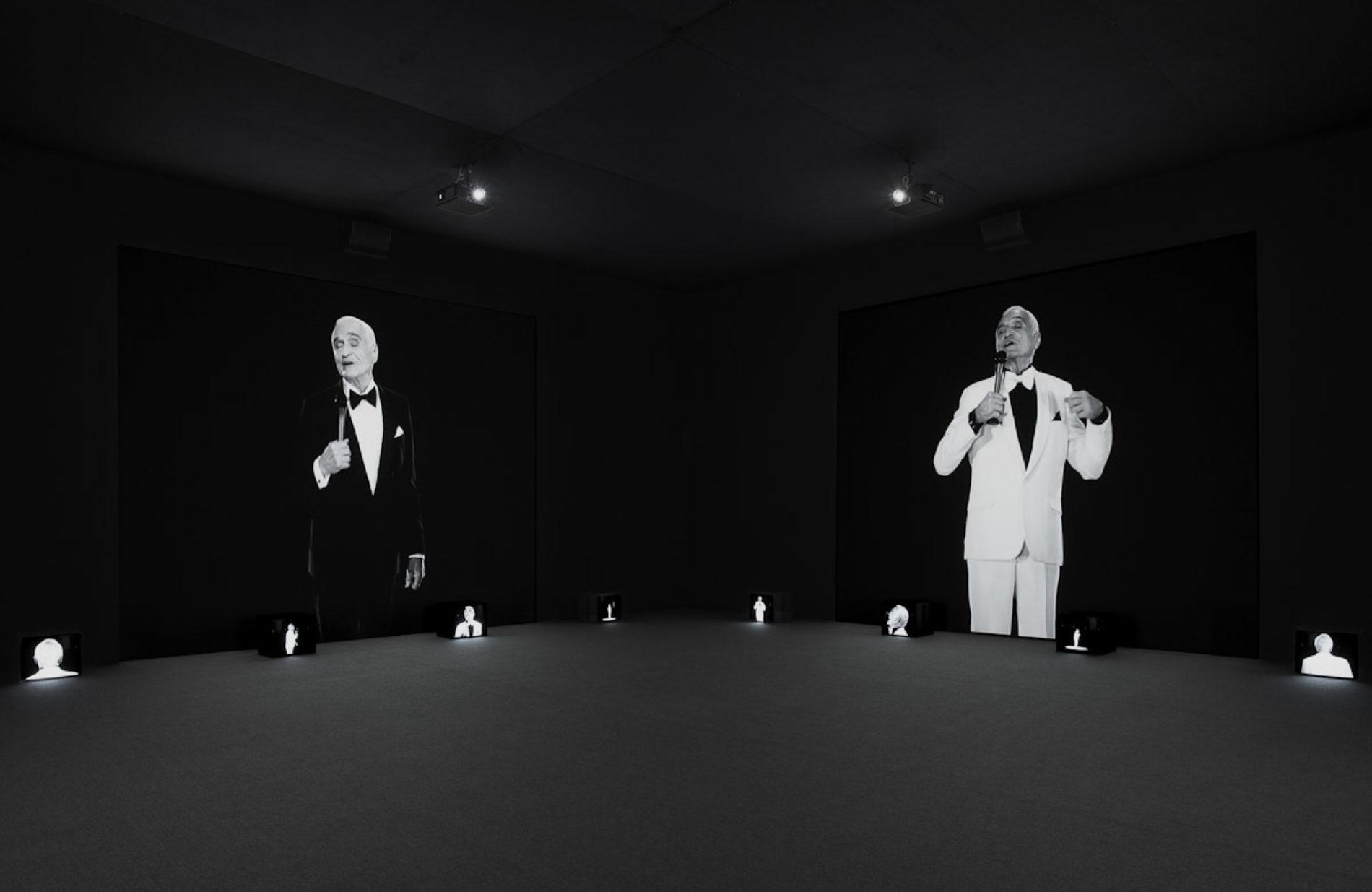 UGO RONDINONE / thanx 4 nothing (A Tribute to John Giorno) / Nov 23, 2019 – Jan 18, 2020
